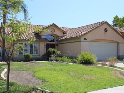 9156 Limecrest Drive, Riverside, CA 92508 - MLS#: IV18205460