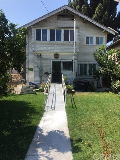 481 Park Front, Los Angeles, CA 90011 - MLS#: IV18206167