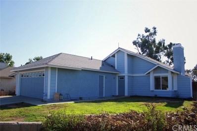 13501 Baneberry Street, Moreno Valley, CA 92553 - MLS#: IV18206633