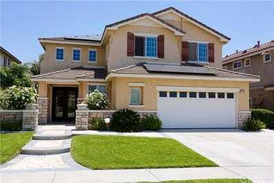 7175 Taggart Place, Rancho Cucamonga, CA 91739 - MLS#: IV18206939