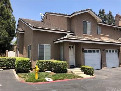 7301 Belpine Place UNIT 1, Rancho Cucamonga, CA 91730 - MLS#: IV18207418