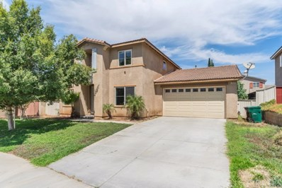 16449 Welsh Court, Moreno Valley, CA 92555 - MLS#: IV18208182