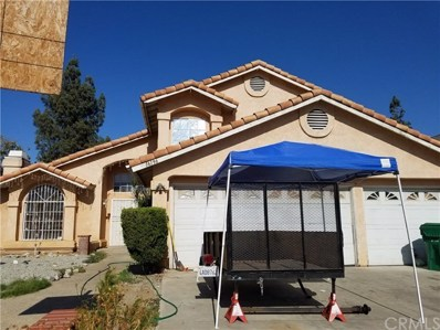 16196 Starview Street, Moreno Valley, CA 92551 - MLS#: IV18209384