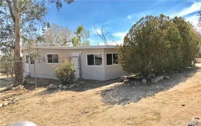 50937 Canyon Road, Morongo Valley, CA 92256 - MLS#: IV18210998