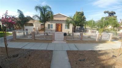 405 W D Street, Colton, CA 92324 - MLS#: IV18212321