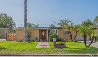 19330 E Tudor Street, Covina, CA 91722 - MLS#: IV18213320