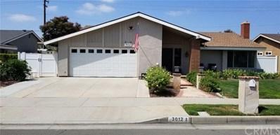 3012 N Edgewater Street, Orange, CA 92865 - MLS#: IV18215046