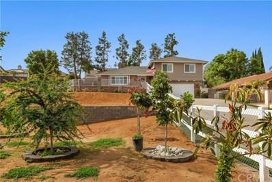 14071 Seven Hills Drive, Riverside, CA 92503 - MLS#: IV18215277