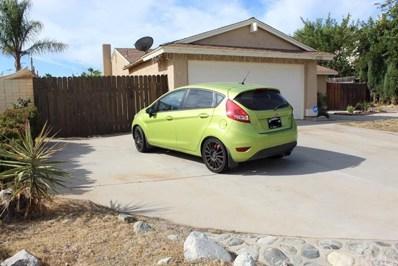 25201 Yucca Drive, Moreno Valley, CA 92553 - MLS#: IV18215713