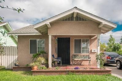 323 E Pomona Street, Santa Ana, CA 92707 - MLS#: IV18215796