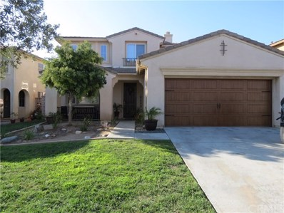34625 Shallot Drive, Winchester, CA 92596 - MLS#: IV18215940