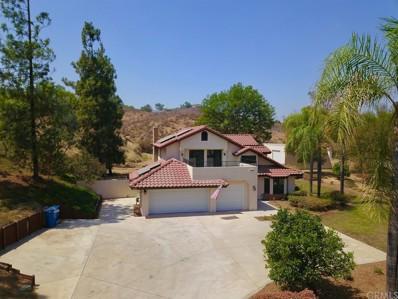 17627 Mockingbird Hill Circle, Riverside, CA 92504 - MLS#: IV18216866