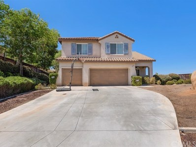 6917 Whale Rock Court, Riverside, CA 92506 - MLS#: IV18217010