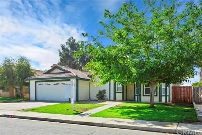 25419 Wedmore Drive, Moreno Valley, CA 92553 - MLS#: IV18217782