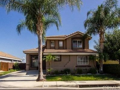 929 Ferndale Drive, Corona, CA 92881 - MLS#: IV18218134