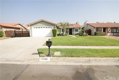 17966 Upland Avenue, Fontana, CA 92335 - MLS#: IV18218162