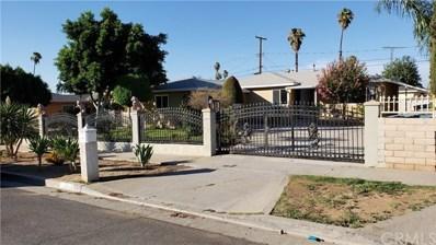 2845 Blackstone Avenue, Riverside, CA 92504 - MLS#: IV18218646
