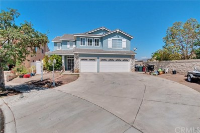 291 Sabina Peak Circle, Corona, CA 92881 - MLS#: IV18219204