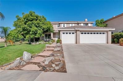16535 Dartmoor Circle, Moreno Valley, CA 92555 - MLS#: IV18219303