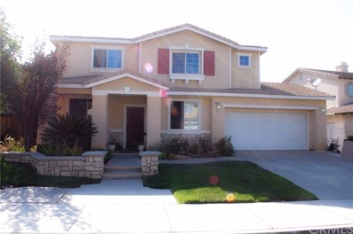 16109 Via Ultimo, Moreno Valley, CA 92551 - MLS#: IV18219439