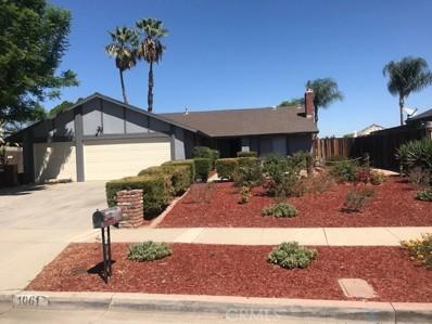 1061 Westpark Lane, Corona, CA 92882 - MLS#: IV18220047