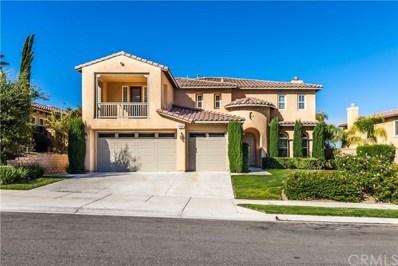 7730 Sanctuary Drive, Corona, CA 92883 - MLS#: IV18222049