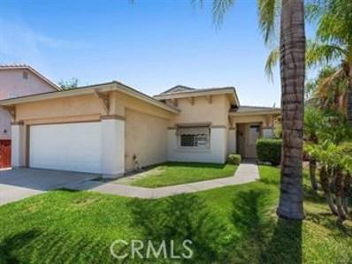 29153 Peridot Circle, Menifee, CA 92584 - MLS#: IV18222100