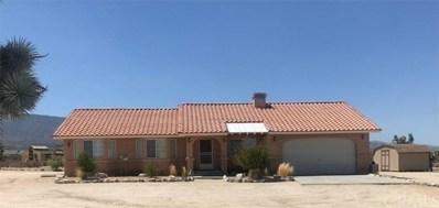 11624 Desert View Road, Pinon Hills, CA 92372 - MLS#: IV18222671