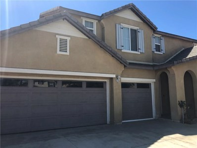 27175 Bark Lane, Moreno Valley, CA 92555 - MLS#: IV18223325