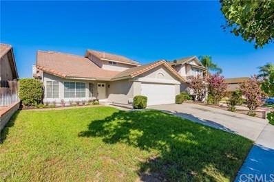 1787 Rockcrest Drive, Corona, CA 92880 - MLS#: IV18223852
