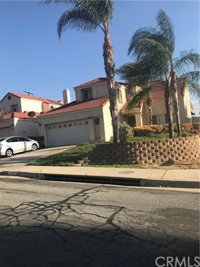 11996 Villa Hermosa, Moreno Valley, CA 92557 - MLS#: IV18225392