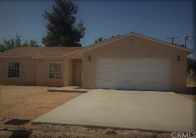 55913 Pueblo Trail, Yucca Valley, CA 92284 - MLS#: IV18225500