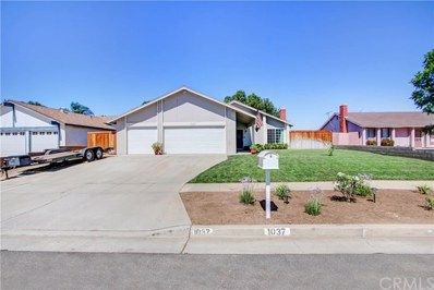 1037 Westpark Lane, Corona, CA 92882 - MLS#: IV18225906