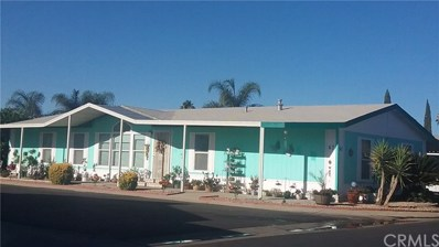 1250 N Kirby Street UNIT 67, Hemet, CA 92545 - MLS#: IV18226855