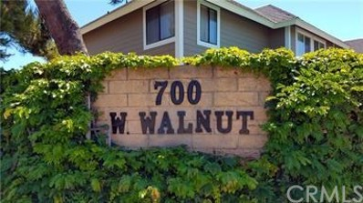 700 W Walnut Avenue UNIT 61, Orange, CA 92868 - MLS#: IV18226973