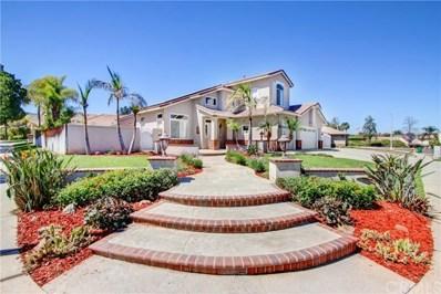1508 Cherokee Road, Corona, CA 92881 - MLS#: IV18227173