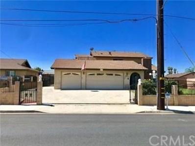 22825 Cottonwood Avenue, Moreno Valley, CA 92553 - MLS#: IV18227319