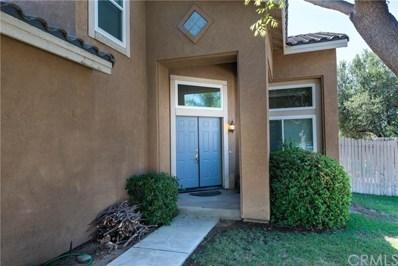 25535 Fortuna Del Sur Drive, Moreno Valley, CA 92551 - MLS#: IV18227513