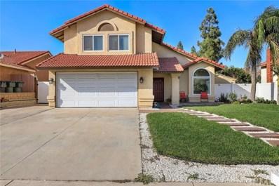 1503 Cresta Road, Corona, CA 92879 - MLS#: IV18227548