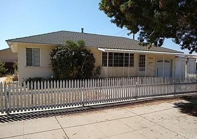 1111 S Concepcion Avenue, Santa Maria, CA 93454 - MLS#: IV18227670