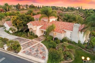 910 Eagle Crest Court, Riverside, CA 92506 - MLS#: IV18227906