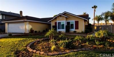 25802 Paseo Pacifico, Moreno Valley, CA 92551 - MLS#: IV18228022