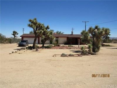 3913 Lennox Avenue, Yucca Valley, CA 92284 - MLS#: IV18228634