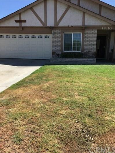 11510 Dellwood Drive, Riverside, CA 92503 - MLS#: IV18229155