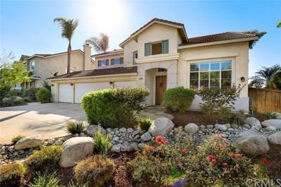 1155 Via Blairo Circle, Corona, CA 92879 - MLS#: IV18229496