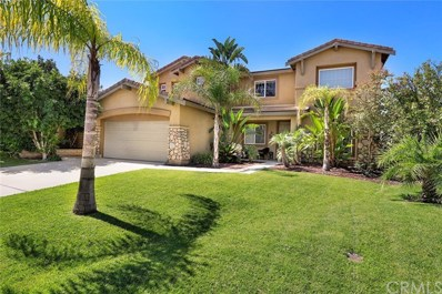 17025 Spring Canyon Place, Riverside, CA 92503 - MLS#: IV18229583