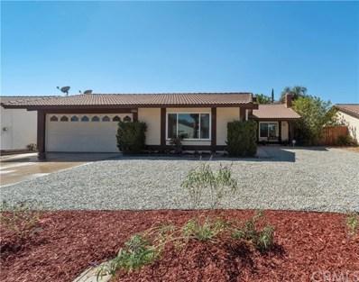 12835 Lateen Drive, Moreno Valley, CA 92553 - MLS#: IV18229632