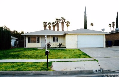 7840 Williams Road, Fontana, CA 92336 - MLS#: IV18229958