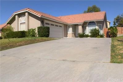23364 Via Montego, Moreno Valley, CA 92557 - MLS#: IV18230077