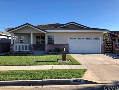 10538 Destino Street, Bellflower, CA 90706 - MLS#: IV18231764